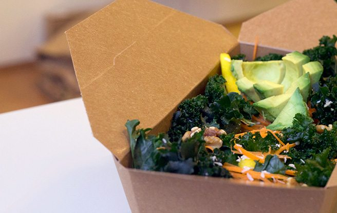 Introducing: Bolt Fresh Bar, a new clean-eating outpost on Queen West