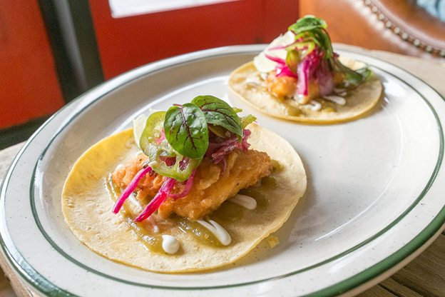 Introducing: Estrella Taqueria, North York's answer to the downtown taco trend