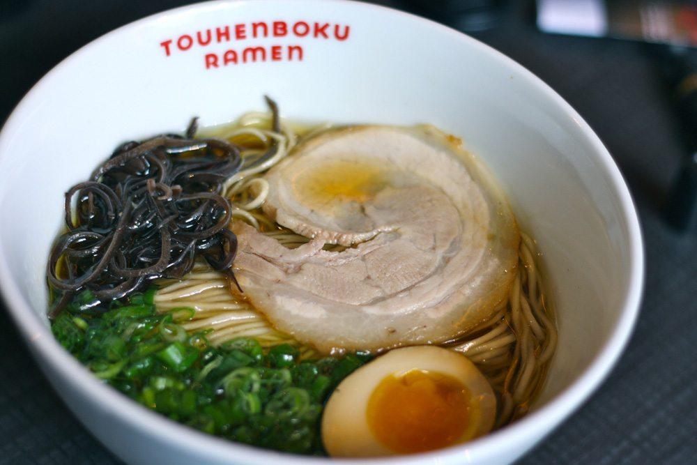 Introducing: Touhenboku Ramen, a new Queen West ramen shop from a Tokyo-based noodle master