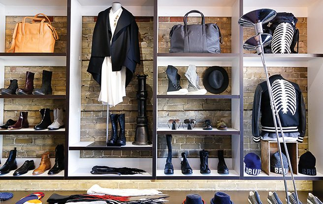Store Guide: Da Zoo, a King West boutique with an impressive lineup of avant-garde designers