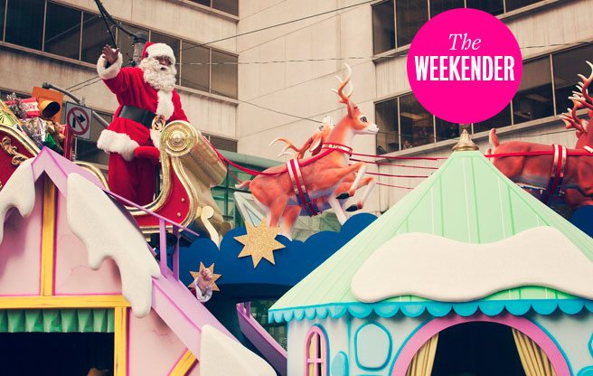 Five things to do in Toronto on the weekend of November 15–17