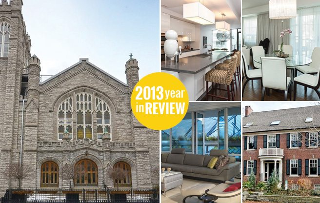 Year in Review: the 10 most popular Condos of the Week in 2013
