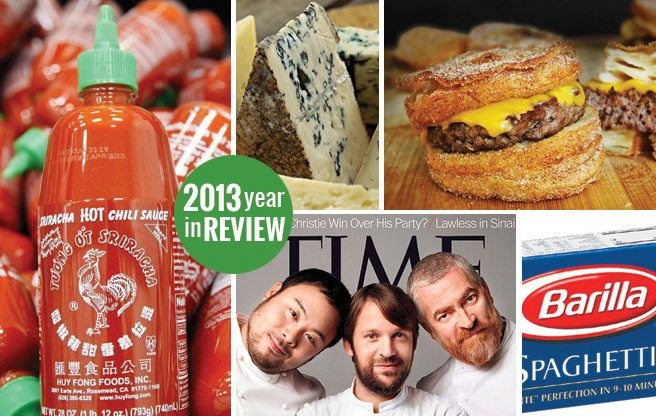 The Year in Review: The 14 biggest food stories of 2013
