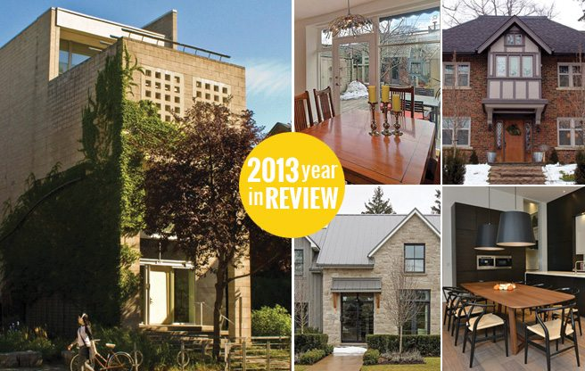 Year in Review: the 10 most popular Houses of the Week in 2013