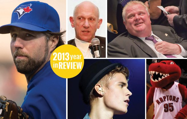 Year in Review: seven of Toronto's biggest losers of 2013