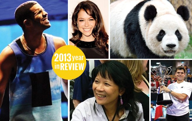 Year in Review: Toronto's 10 big winners of 2013