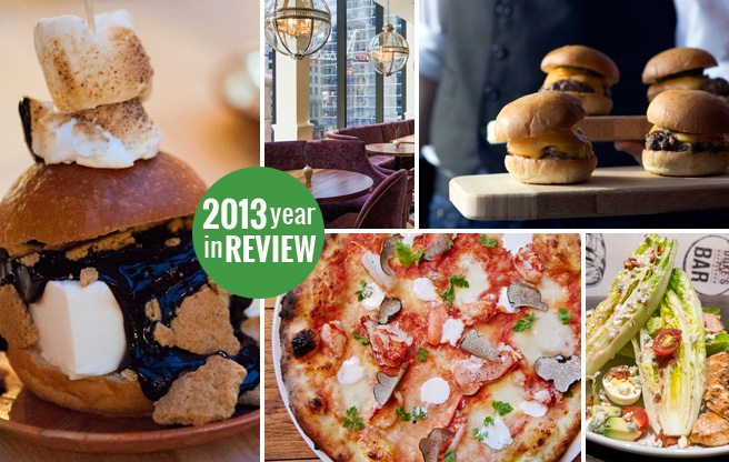 The Year in Review: all 112 restaurants, lounges and cafés that we covered in 2013