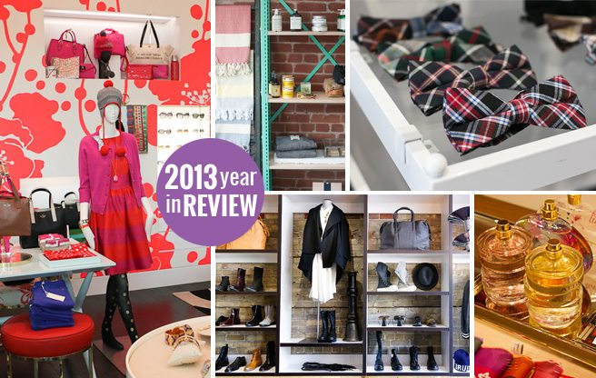 2013 Year in Review: Stores