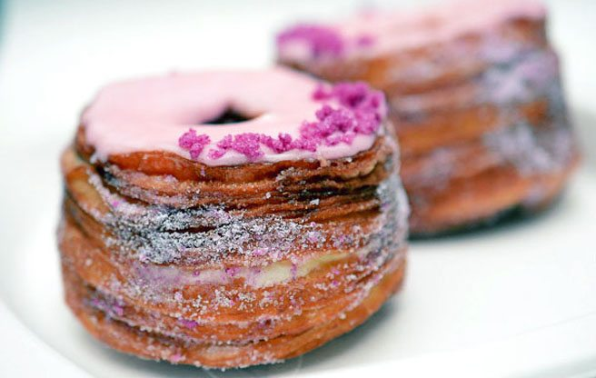A new trademark makes it illegal to sell fake Cronuts™