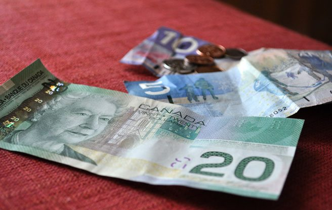 Hey, Toronto, you're not a great tipper (relative to Ottawa and Montreal)