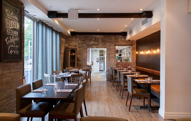 Review: Hudson Kitchen, the Dundas West restaurant that hosted TIFF's most paparazzied parties