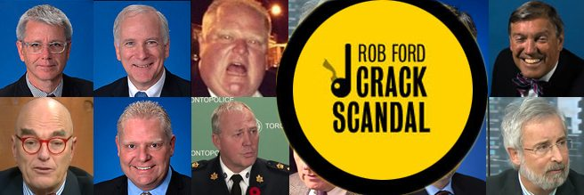 The 14 top reactions to the latest round of Rob Ford revelations
