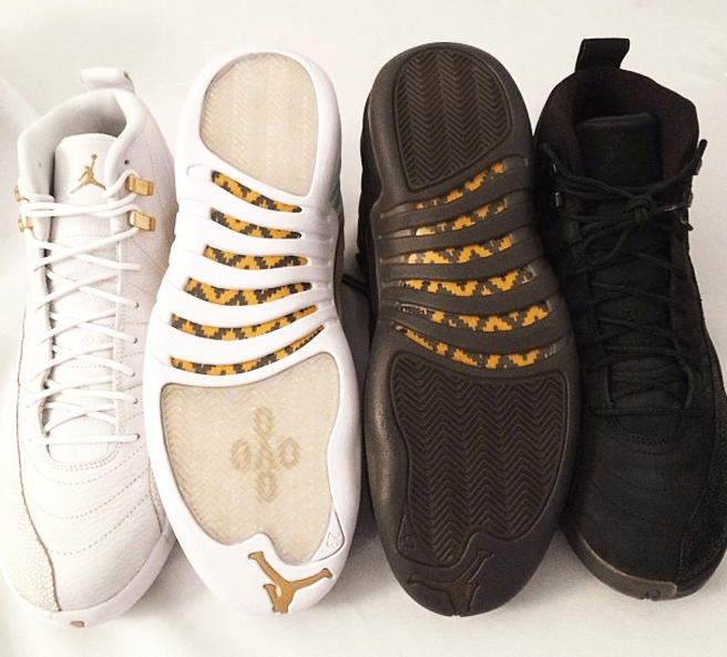 PHOTO: Drake is designing shoes for Nike, and Instagramming about it