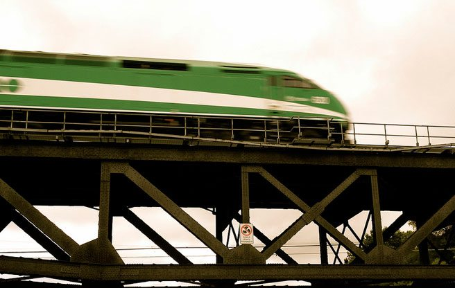Another day, another report on ways to pay for new public transit in Toronto