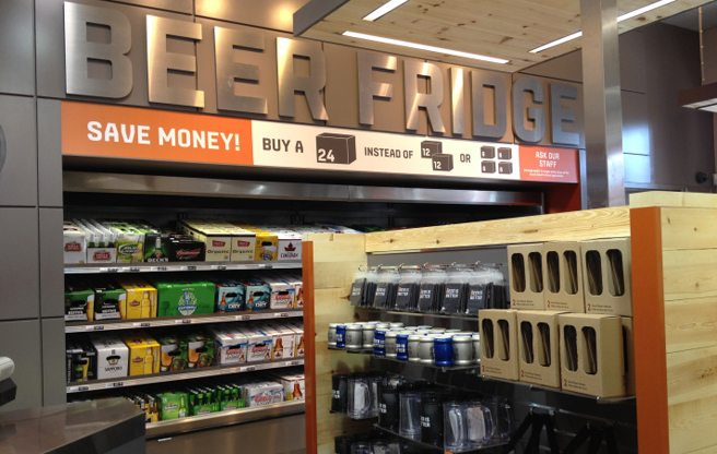 Ontario will get 13 new outlets of The Beer Store in 2014