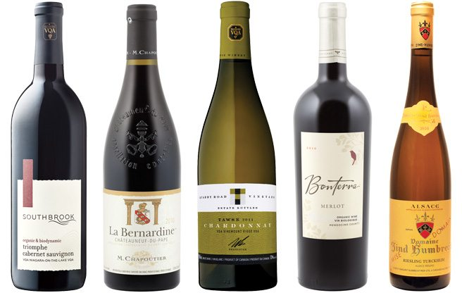 Five biodynamic wines worth buying now
