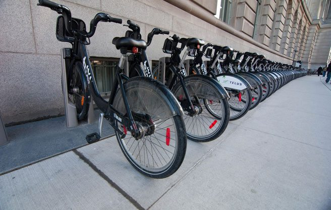 Bixi has filed for bankruptcy (but Toronto's bike stations should be fine)