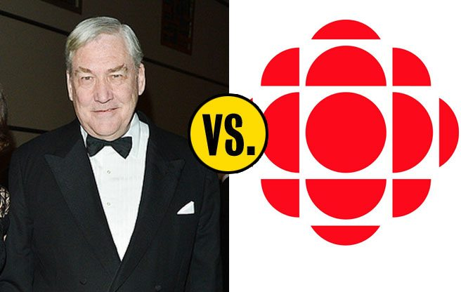 The CBC's Carol Off calls out Conrad Black for appearing to forget how to conduct an interview