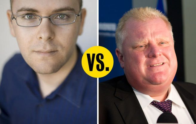 Daniel Dale drops his defamation lawsuit against Rob Ford