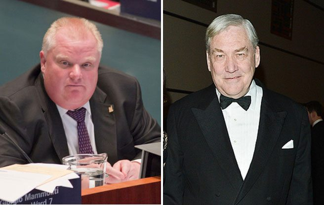 Toronto reacts to Conrad Black's softball interview with Mayor Rob Ford