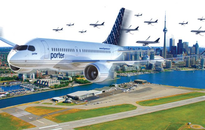 Jet Lag: Why Toronto should embrace an expanded Island Airport