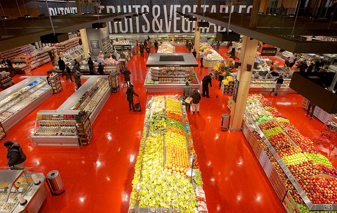 Re-Introducing: Loblaws, the grocery chain's dramatically fancified outpost in Forest Hill