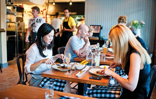 Acadia, one of Toronto's most innovative kitchens, is becoming a casual trattoria