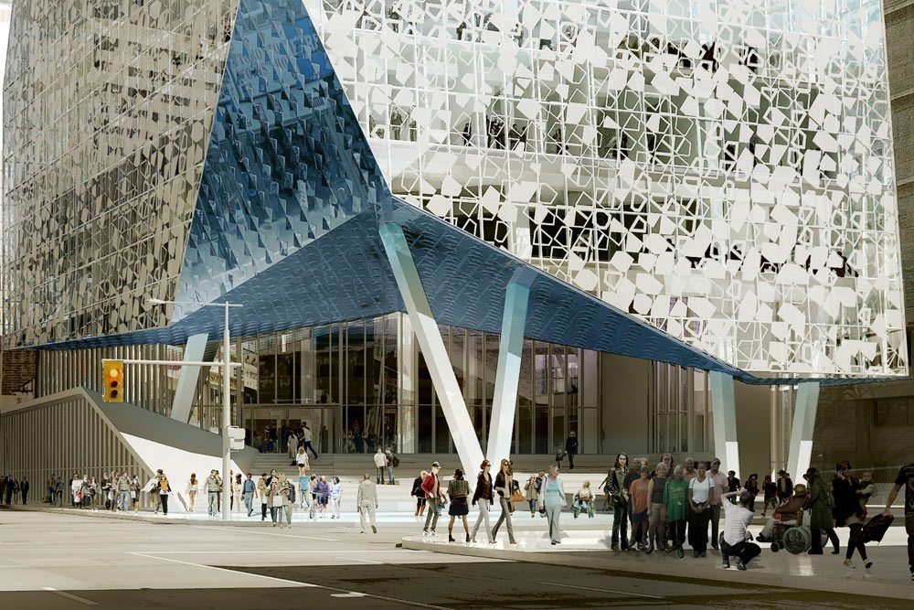 Sheldon Levy's six most city-changing moments as Ryerson honcho