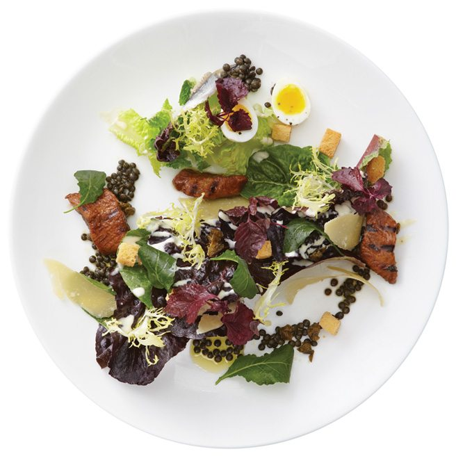 Top Five: Toronto's best Caesar salads