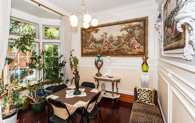 House of the Week: $3.3 million for a palace of kitsch in Little Portugal