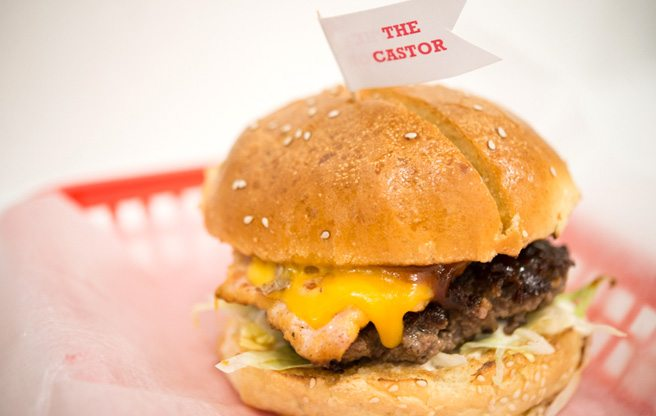 Introducing: The P&L Burger, a modern malt shop on Queen West from the owners of Parts & Labour