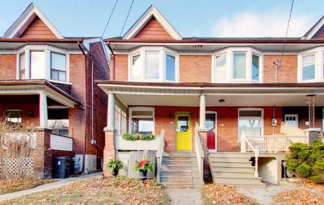 Sale of the Week: the Roncey rowhouse that sold for $150,000 over asking