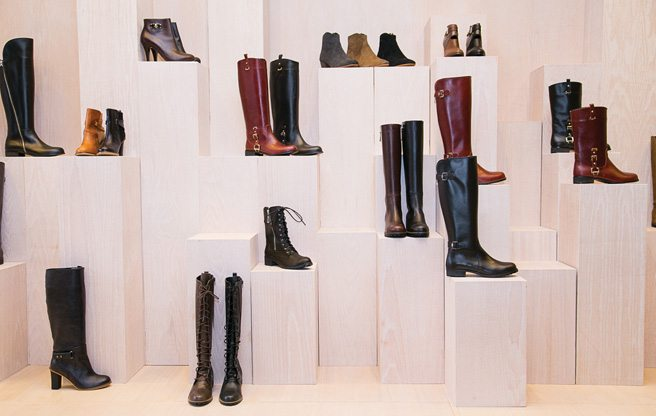 Store Guide: Young and Tae, a new store on Queen West that sells stylish leather boots for under $200