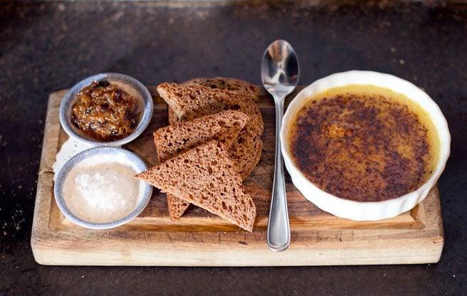 Must-Try: Woodlot Foie Gras Creme Brulee