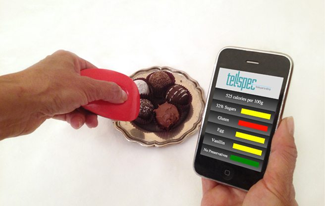 Five ridiculously futuristic food inventions that could change everything in 2014