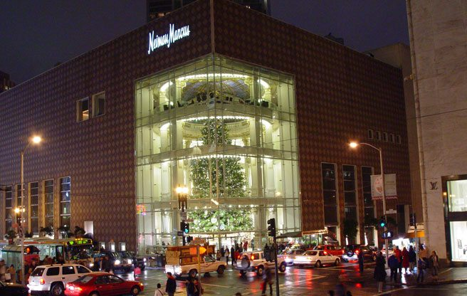 Neiman Marcus not coming to Canada after all