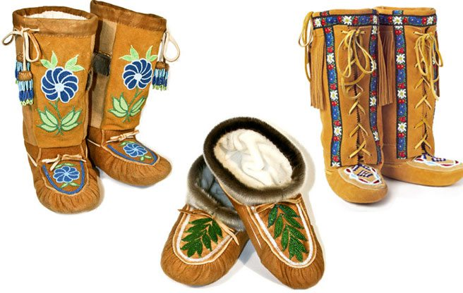 The Find: handcrafted mukluks and moccasins that have a story to tell