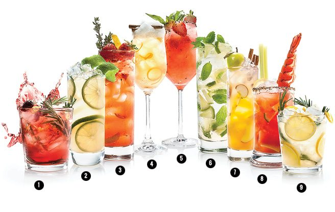Flavour of the Month: nine of the city's best mocktails