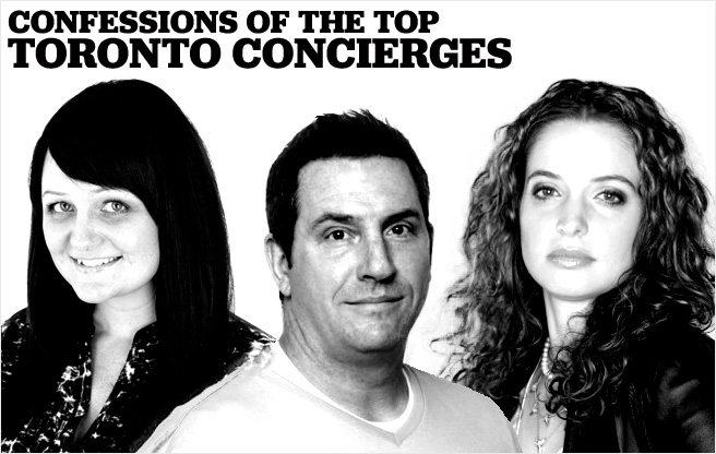 Jacks of All Trades: confessions of Toronto's top personal concierges