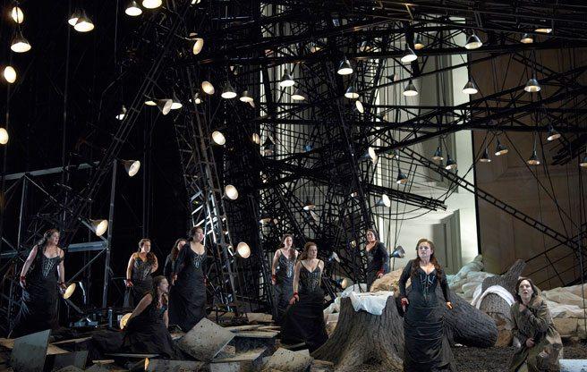 The Canadian Opera Company's 2014 season is heavy on international talent, and Atom Egoyan