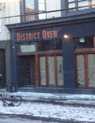 93 Harbord's Isam Kaisi unveils a new, casual eatery at College and Ossington