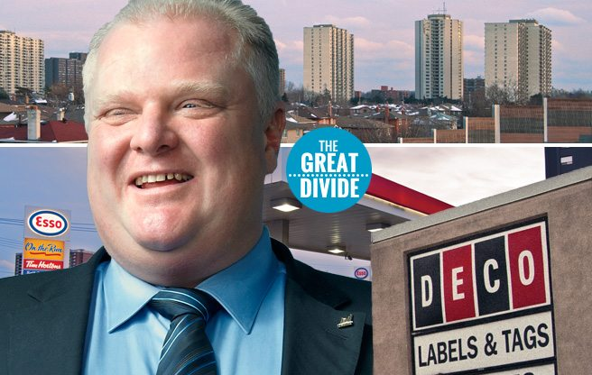 A Tour of Ford Country: the 13 notable places that gave rise to our divisive, duplicitous mayor