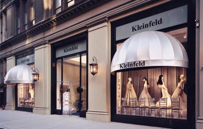 Save the date: Kleinfeld Bridal to open in Hudson's Bay on May 1st