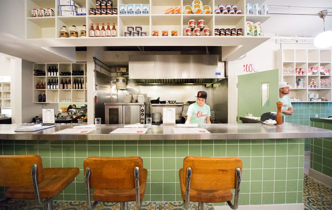 Review: La Cubana, the retro diner on Roncey, serves sophisticated Cuban snacks