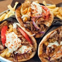 Review: It's All GRK serves upscale gyros and souvlaki on trendy Queen West