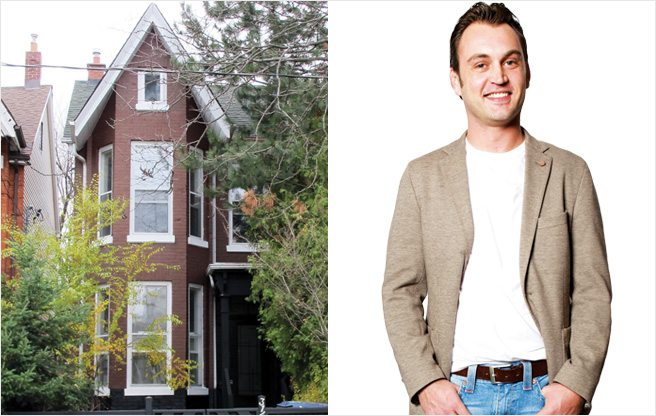 The Chase: a bachelor discovers that $1.2 million isn't enough for the house of his dreams