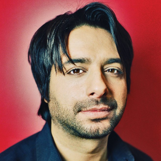 Well, Hi There: Jian Ghomeshi, live and off the air