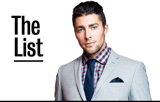 The List: 10 things Leafs winger Joffrey Lupul can't live without