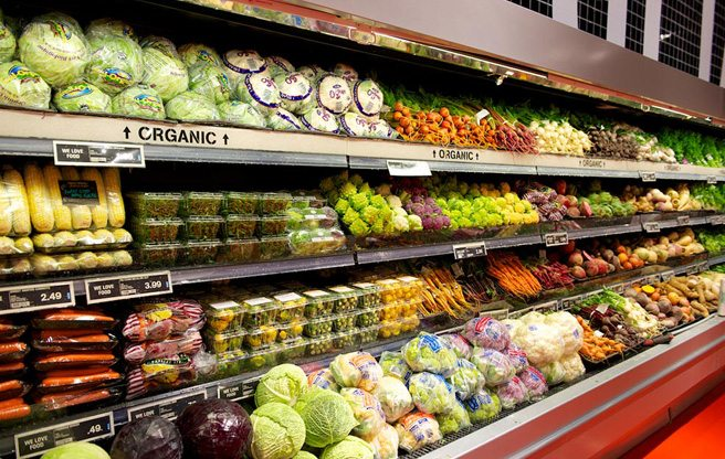 Those organic groceries you're splurging on? They're probably covered in pesticides