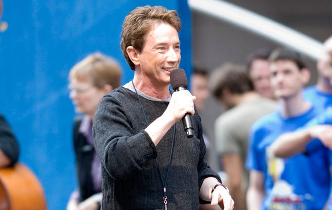 QUOTED: Martin Short on Rob Ford's comedy value